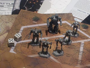 Battletech Box Mechs